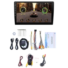 2 Din 9 Inch Android 8.1 Universal Car Radio 1G+16G Stereo GPS Navi WIFI USB Bluetooth Multimedia MP5 Player with Camera