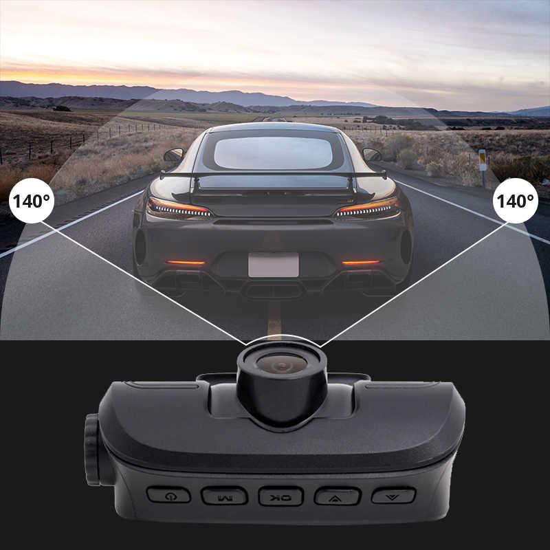 E-ACE B24 2.0 بوصة صغيرة واي فاي جهاز تسجيل فيديو رقمي للسيارات كامل HD 1080P سيارة كاميرا فيديو مسجل فيديو داش كاميرا السيارات داش كام Dvr