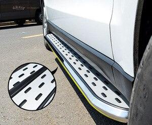 Image 3 - Treeplank Side Step Side Bar Voor Peugeot 2008 & 5008, Meest Populaire Stijl In China, geleverd Door ISO9001 Fabriek, Dikker Aluminium