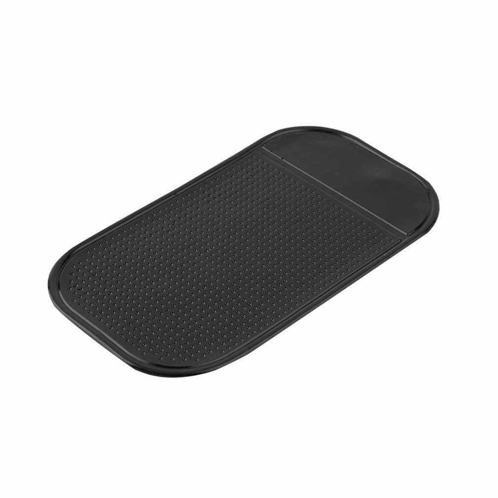 1PC Car Dashboard Silica Gel Strong Suction Pad Holder Anti Slip Mat For Mobile Phone Car Accessories