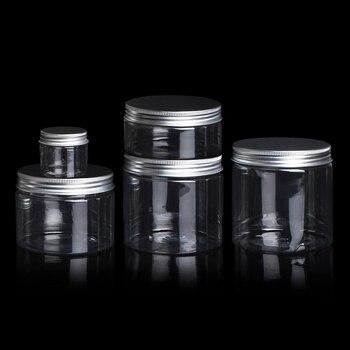 30g 50g 80g 100g 120g 150g 200g 250g 300g 500g Empty Cosmetic Container Lotion Cream Jar Refillable Plastic Bottle Free Shipping цена 2017