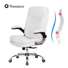 Yamasoro confortevole esecutivo sedia da ufficio sedia in pelle ascensore sedia sedia del computer wcg