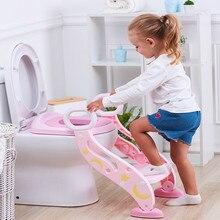 Для маленьких мальчиков, для ванной, для малышей, для детского горшка, для унитаза, тренерское сиденье, ступенька, стул, лестница, регулируемое, для обучения, сиденье для унитаза, Детский горшок