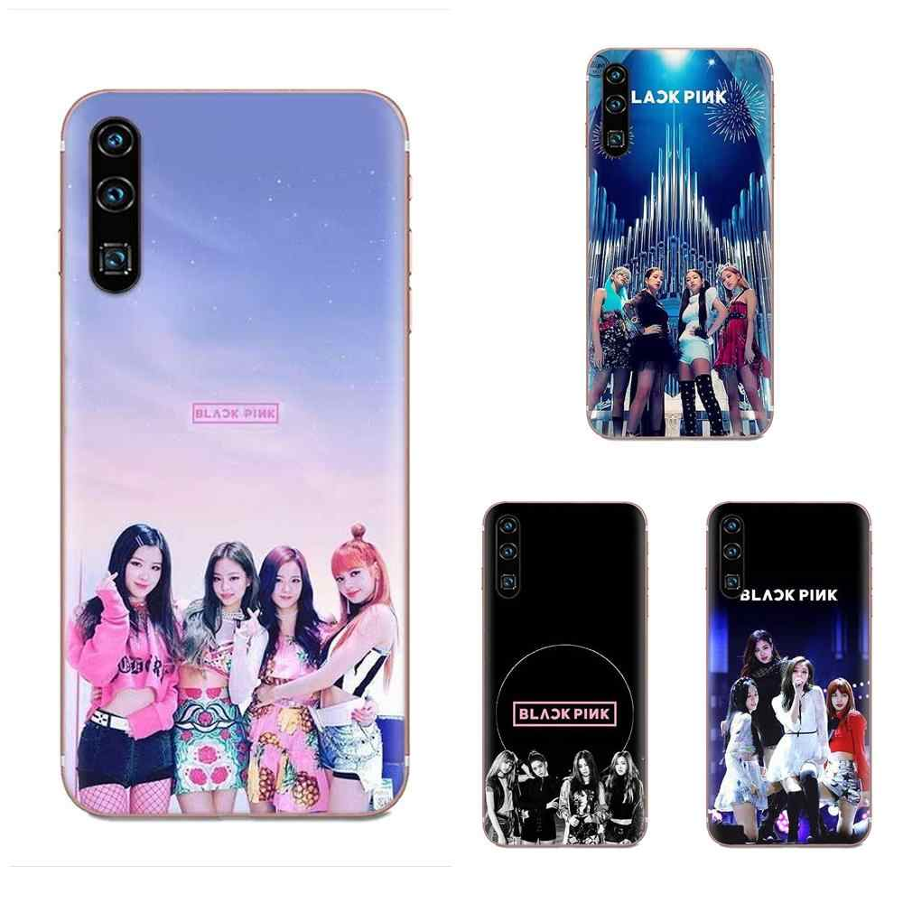 TPU Top Selling Jennie Blackpink Kpo For Huawei Nova 2 V20 Y3II Y5 Y5II Y6 Y6II Y7 Y9 G8 G9 GR3 GR5 GX8 Prime 2018 2019