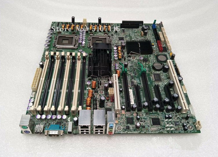 High Quality  Motherboard For XW8600 480024-001 439241-002 Server Board Will Test Before Shipping