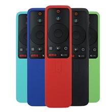 Covers Tv-Box Remote-Control-Case Protective Wifi Bluetooth Smart Xiaomi Silicone