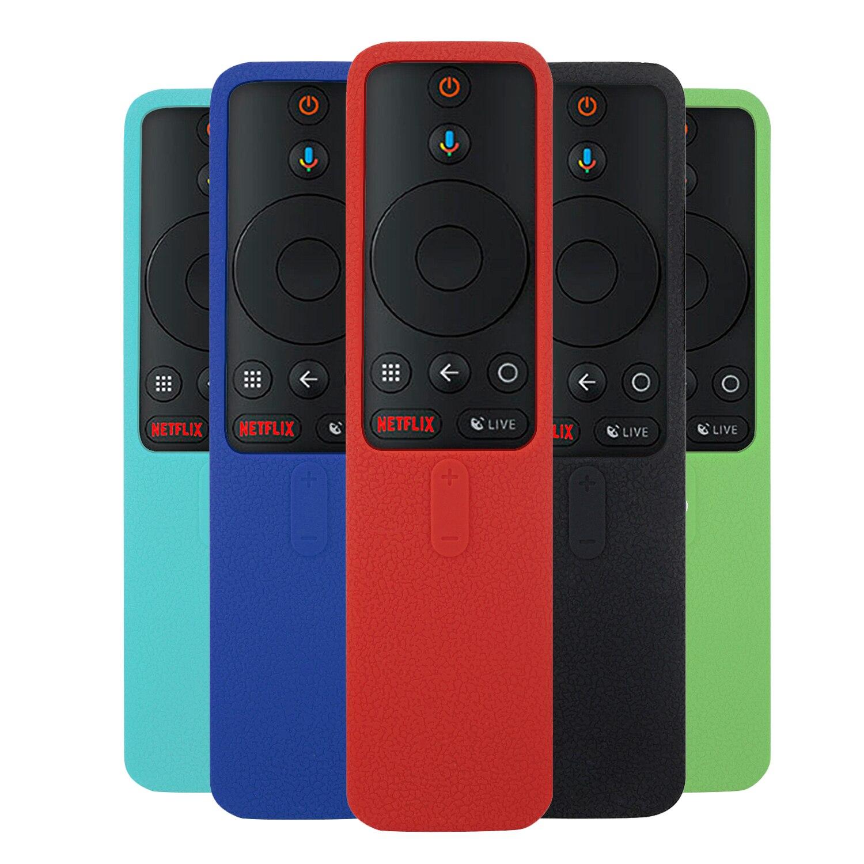 Coperture per Xiaomi Mi TV Box s Bluetooth Wifi di Controllo Remoto Intelligente Custodia In Silicone Antiurto di Protezione Della Pelle-friendly