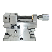 Universal Grinding Machine Precision Vise Screw 3 Inch Sine Slope Adjustable Angle vise Tool