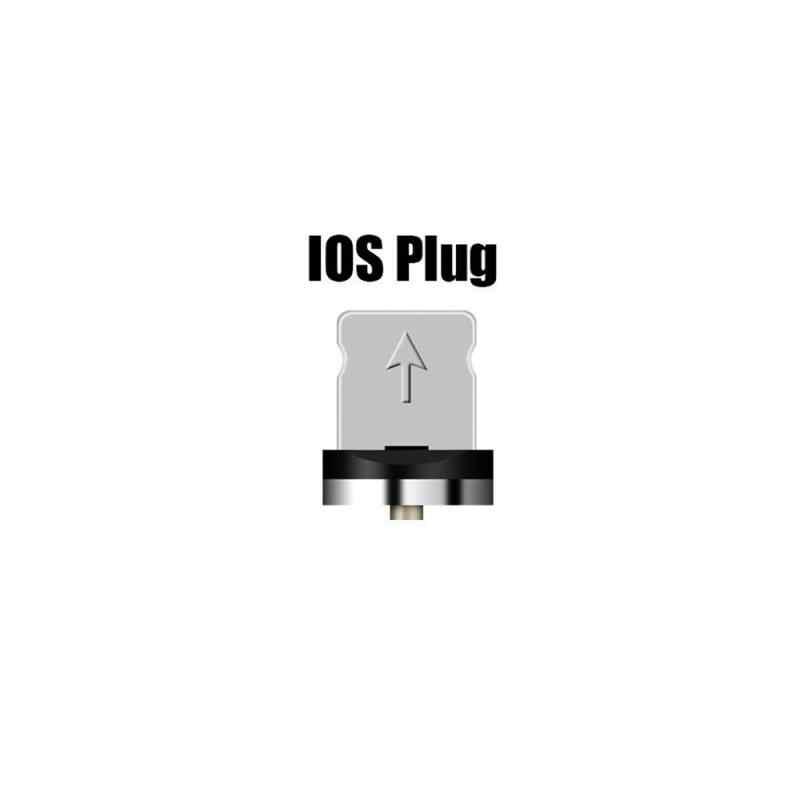 Magnetische Kabel Micro Usb Typ C Für iPhone IOS Android Typ C USB Kabel TSLM1 Schnelle Lade Typ-C magnet Ladegerät Draht Usb C