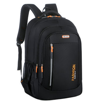 New Teenagers High Quality Oxford Backpack Men Notebook Computer Bags High School College Students Male Casual Travel School Bag 2020 new fashion men s backpack bag male polyester laptop backpack computer bags high school student college students bag male