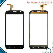 5.0inch For Uhans A101 A101s Touch Screen Digitizer Front Glass Lens Mo