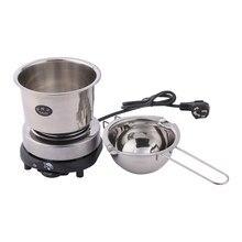 Diy Handgemaakte Wax Verwarming Boiler Set Handgemaakte Zeep Aroma Kaarsen Chocolade Smelten Boiler Maken Kaars Gereedschap