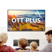 4K HD טלוויזיה מסך מגן OTT בתוספת
