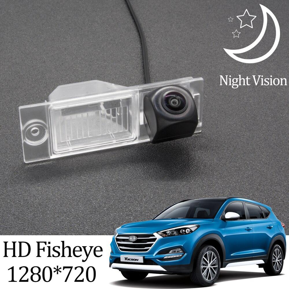 Owtosin HD 1280*720 камера заднего вида рыбий глаз для Hyundai Tucson SUV 3-го поколения 2016 2017 2018 автомобильные парковочные аксессуары