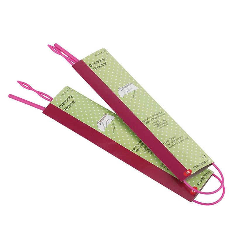 Эластичный ремень, Пришивные зажимы, аксессуары для шитья, 1 шт., 58 см, портативная пластиковая веревка