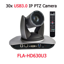Full HD IP USB3.0 1080P 30x Optical Zoom Video Online Conference System for Meeting Room