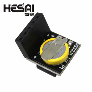 Модуль часов Precision DS3231 в режиме реальн�