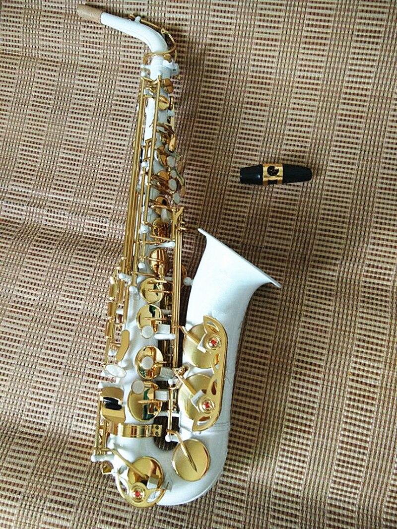 Nouvelle haute qualité Alto Saxophone saxo professionnel E plat Saxofone Instruments de musique performances étui gratuit