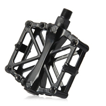 1 Pair Aluminum Mountain Bike Pedal Fixed GearTreadle Sealed design Bicycle Pedals