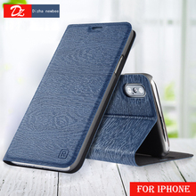 Luxury Slim Magnetic Leather Cover For iPhone 6 6s 7 8 Plus XS Max X XR 5 5s SE 2020 PC Wallet Card Slots Stand Flip Phone Case