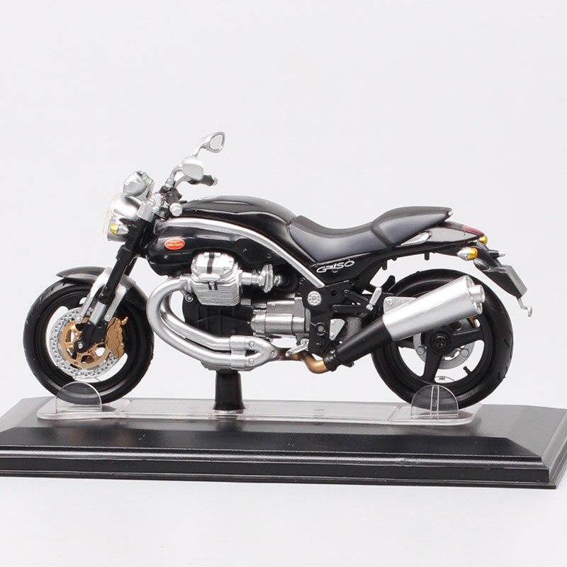 MG Moto Guzzi Griso Motorcycle 17