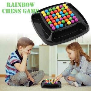 Kids Rainbow Ball Elimination