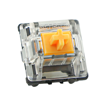 Optical Switches Keyboard Gateron Silver White Yellow Brown For SK61 SK64