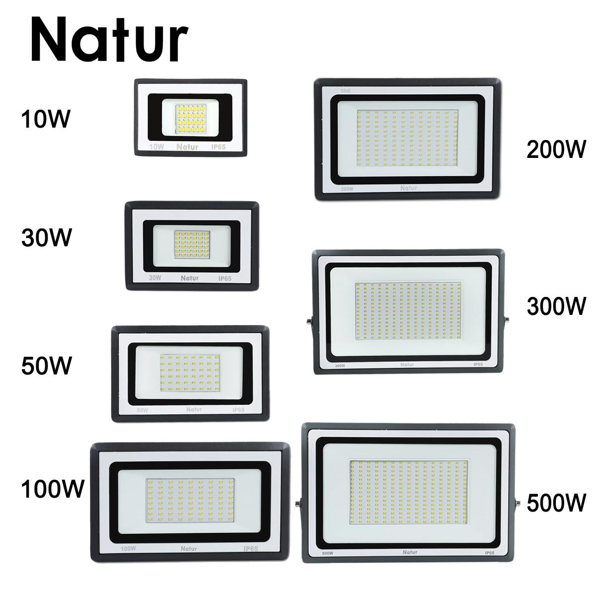 10W 30W 50W 100W 200W 300W 500W Led Spotlight 220V Led Floodlight Ip65 Waterproof Of Flood Light Outdoor Led Spotlight Reflector