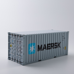 1: 20 MAERSK shipping shipping container ship model collection gifts customized personality