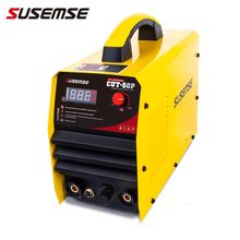 SUSEMSE 10-50A Digital DC Inverter Plasma Cutter CUT50P  Dual Voltage 110/220V Non-HF Pilot ARC  Cutting Machine With CNC