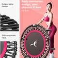 40 pouces Fitness Trampoline rebondeur adultes Trampoline Fitness dédié corde élastique maison gymnastique exercice sport outil