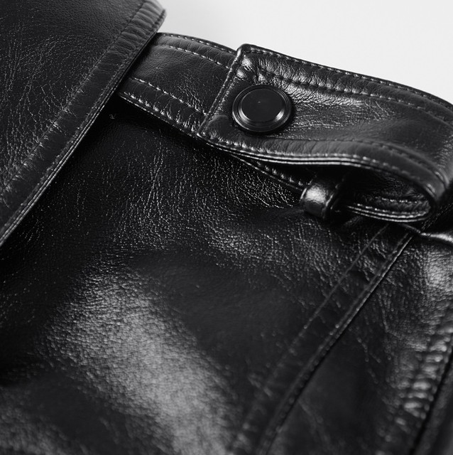 Leather Biker Jacket 6