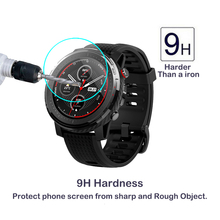 2Pcs 2 5D 9H 0 3mm Tempered Glass Amazfit Stratos 3 Smart Watch GPS Screen Protector Anti-Scratch Bubble-free Transparent Film cheap HOBBIT For Amazfit Stratos 3 Smart Watch GPS Japan Tempered Glass Anti-fingerprint Anti-Scratch Anti-oil coating water-proof