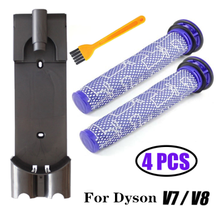 Vacuum Cleaner Docking Station   Wall Mounted Accessories for Dyson V7 V8