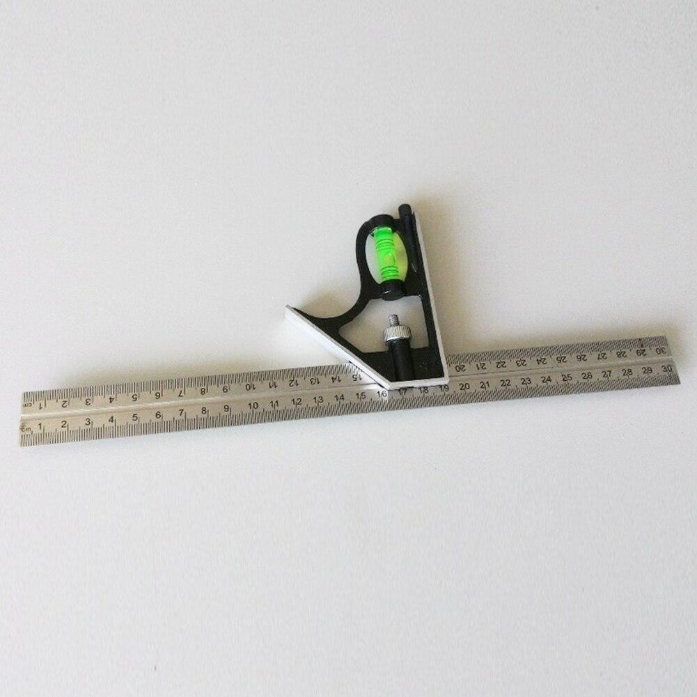 Combinação medição quadrada ajustável portátil, ferramentas domésticas,