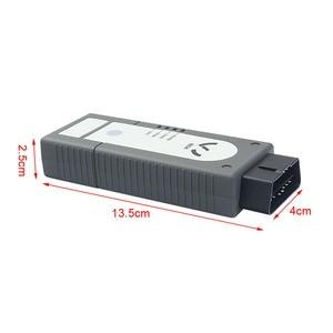 Image 2 - Più nuova Versione WIFI/Bluetooth 6154 ODIS V5.1.6 Pieno di Chip OKI 6145 Strumento Diagnostico Meglio di 5054A V4.33 Supporto UDS