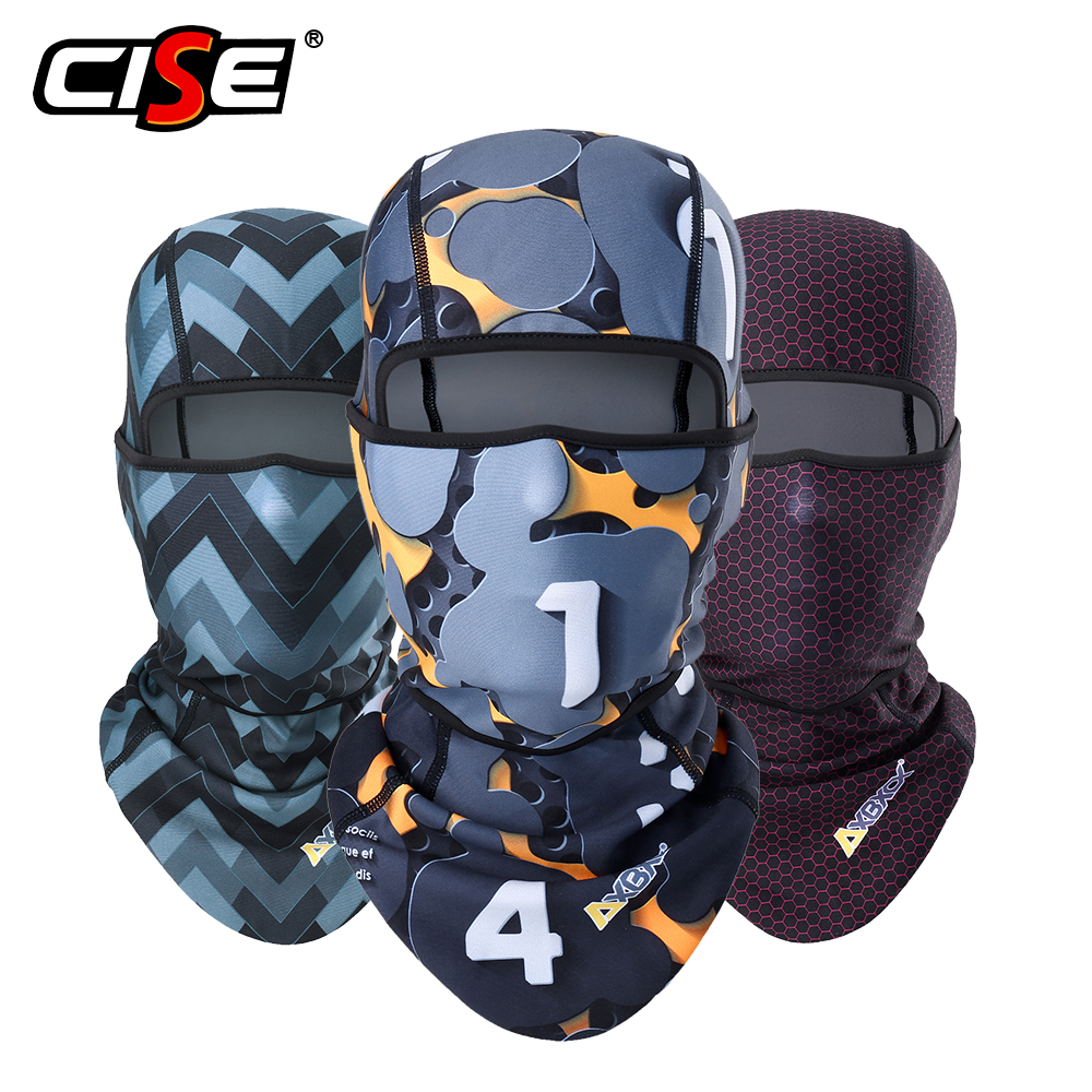 Winter Fleece Warmer Balaclava Motorcycle Face Shield Moto Motocross Motorbike Helmet Liner Biker Cycling Face Mask Men Women