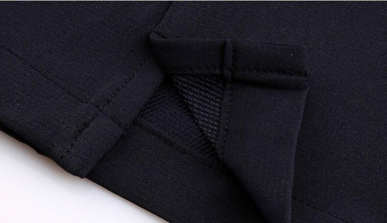 verão respirável e secagem rápida calças com
