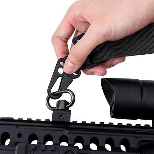 Направляющая Пикатинни 20 мм быстрое отсоединение qd тактический