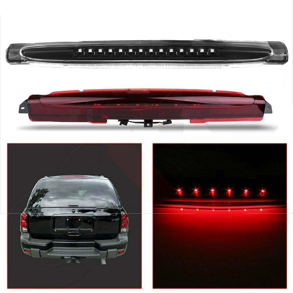 For Buick  Envoy Bravada GMC Isuzu High Mount Stop LED 3rd Brake Light  Assembly