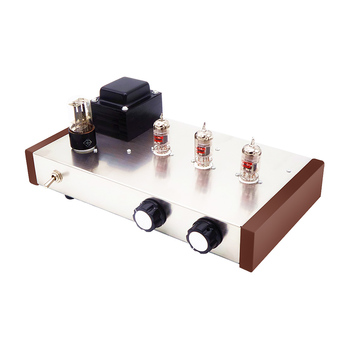 AIYIMA 6Z5P 12AX7B Vacuum Tube Preamp Amplifier Hifi Stereo Preamplifier With Marantz 7 Circuit For Amp Home Audio Sound Theater