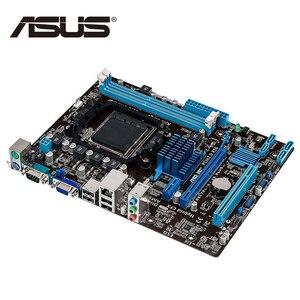 Socket AM3+ ASUS M5A78L-M LX3 Plus Motherboard Micro-ATX M5A78L M LX 3 Plus Systemboard DDR3 760G 16GB Desktop Mainboard Used