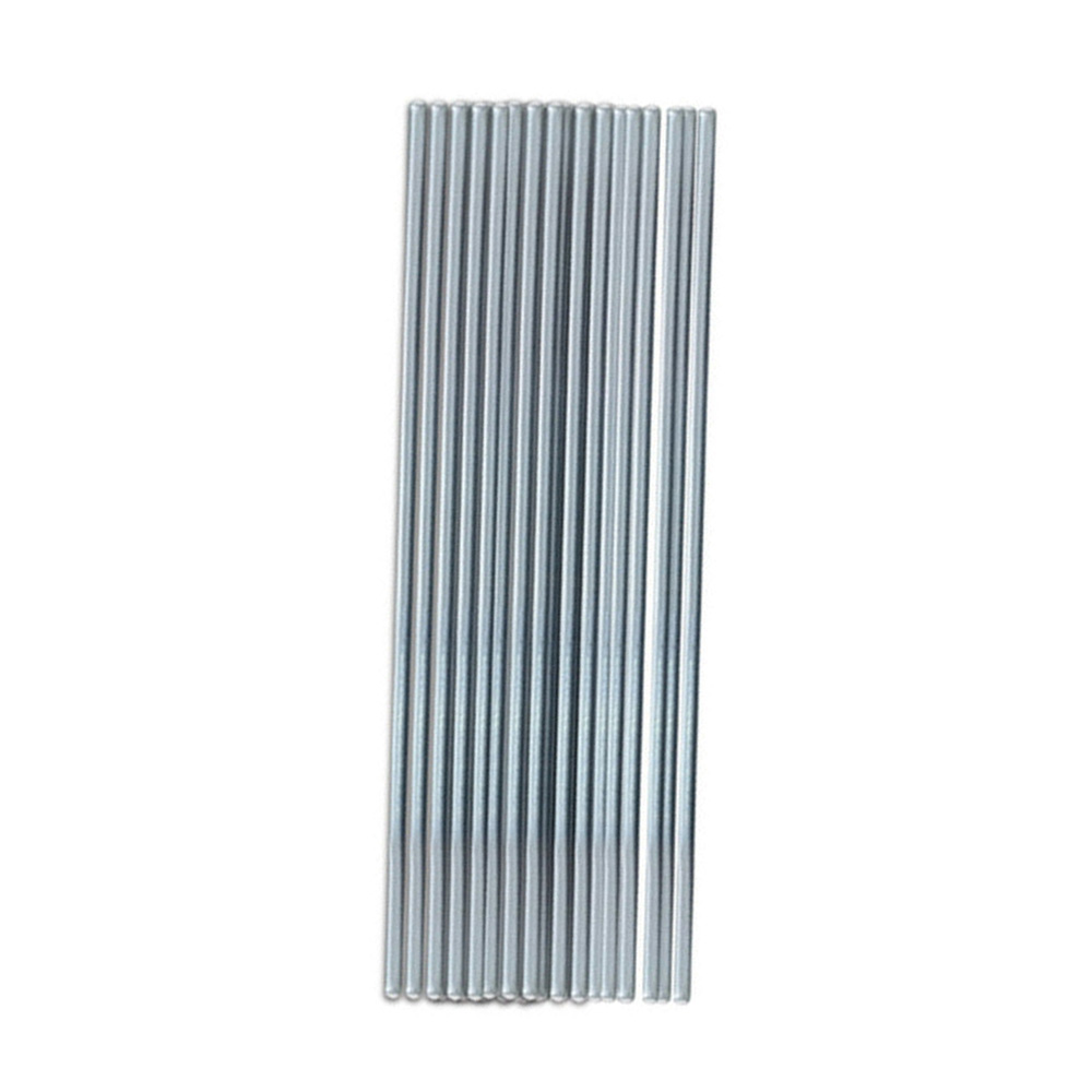 50pcs Aluminum Welding Electrodes Flux Cored Tig Or Mig Brazing Wire Air Condition Brazing Soldering Repairing Welding Rods