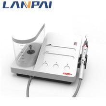 Détartreur dentaire multifonction pour nettoyage ultrasonique, Maxpiezo 7 + (Adaptation EMS), avec embouts de travail gratuits et lumière LED