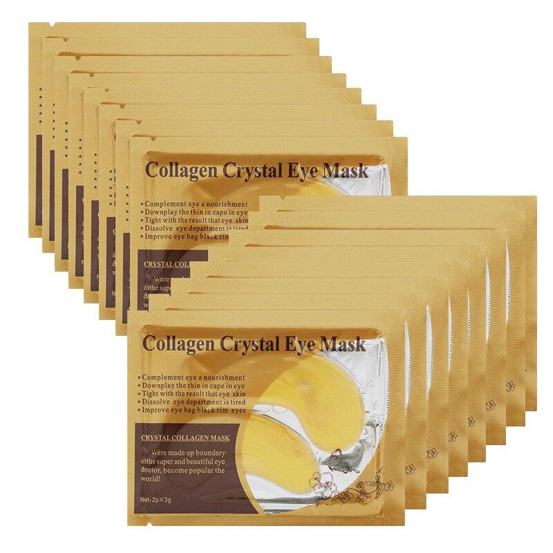 Gold Collagen Eye Membrane Moisturizing Eye Membrane Soothing Eye Bag Lift and Tightening Eye Adhesive