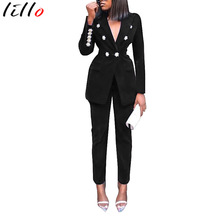 Women Suits Office Blazer Hot Sale Solid Color Casual