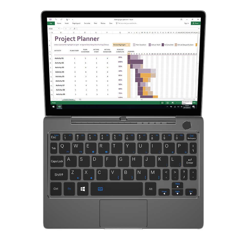 GPD P2 MAX 8.9 Inch Laptop Mini Máy Tính Bảng Windows 10 Intel m3-8100Y Laptop 16 GB/512 GB 2.4G & 5G Wifi BT 4.2 Điều Khiển Cảm Ứng