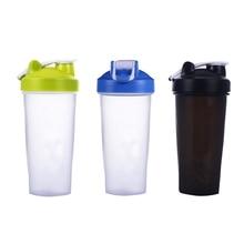 Встряхните чашку, Открытый чайник, молочный коктейль, напиток, вода, 600 мл, Pp, фруктовый сок, для путешествий, Спортивная бутылка, для походов, работы, кемпинга