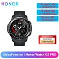 Оригинальный Honor часы GS Pro Smart Watch глобальная версия, активно-матричные осид, SpO2 Мониторинг частоты сердечных сокращений Bluetooth трек 25 дней Сро...
