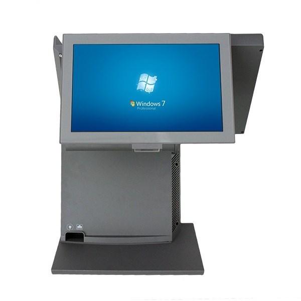 Afanda zl-1500 touch pos dual screen intel celeron j1900